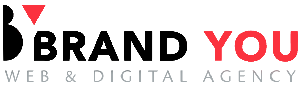 Brand you Digital Logo