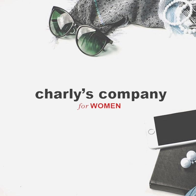Charly's Company For Women Project - Brandyou Digital Agency, Ireland