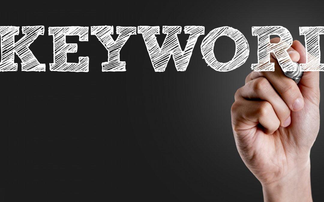 Keyword research – SEO